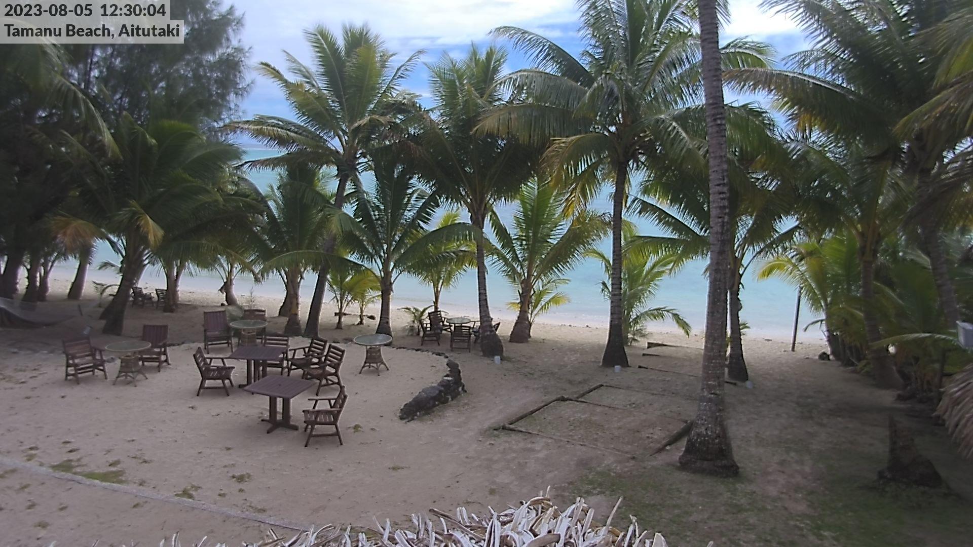 Aitutaki Web Cam