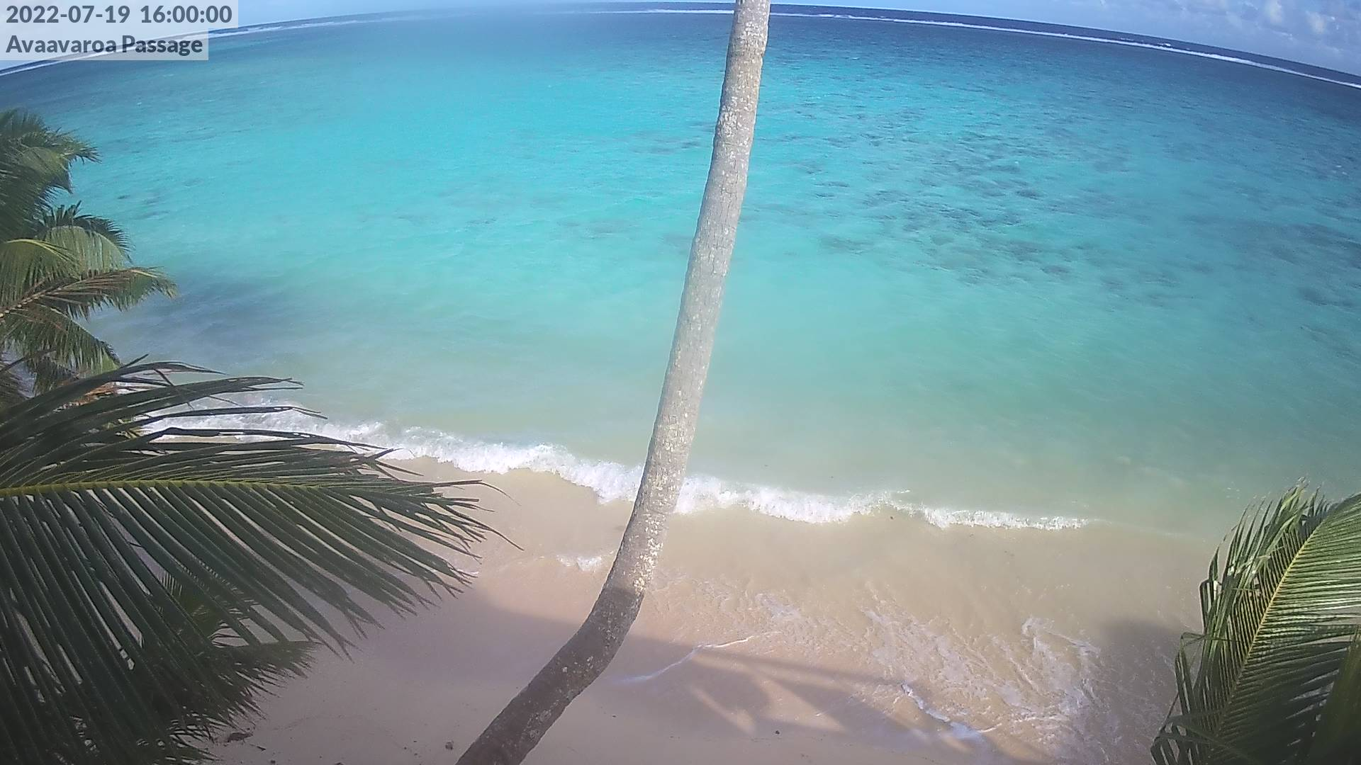 4:00 PM @ Avaavaroa Beach
