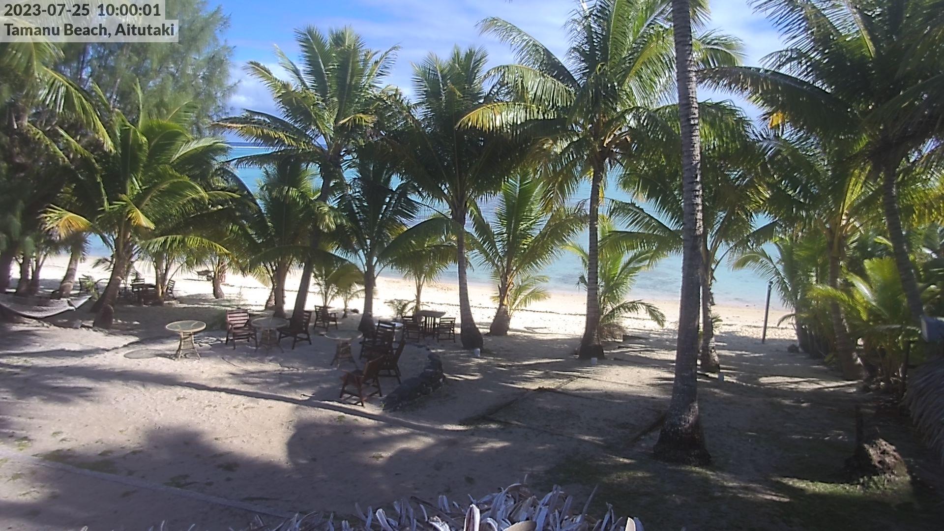10 AM @ Tamanu Beach